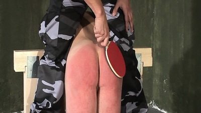 Bent over and abused badly